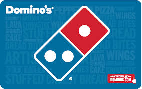 domino s pizza gift card