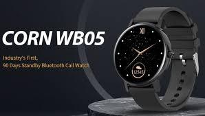 <b>CORN WB05 Bluetooth Call</b> Waterproof Smart Watch Sale