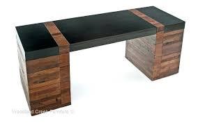 rustic office furniture desk fantastic contemporary wood office furniture modern rustic desk contemporary wood office desk