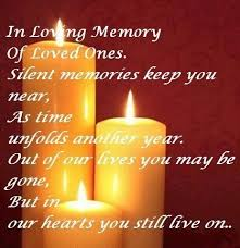 In Memory Of Our Loved Ones Quotes Interesting In Memory Of Our Loved Ones Quotes Amusing Cool Remembrance Quotes