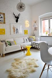Living room colour ideas yellow