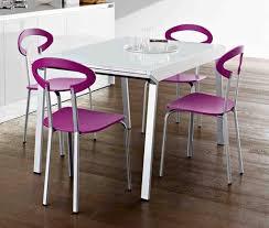 contemporary square kitchen tables
