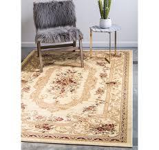5 x 8 classic aubusson rug
