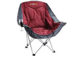 oztrail moon chair camping chairs getaway