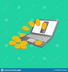 Earn Money By Designing Logos Earn Money Online Vector Design Illustration Making Money