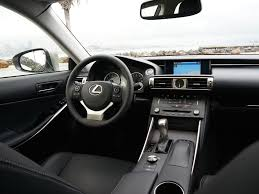 lexus is 250 2015 interior. the isu0027 cabin is drivercentric and uses quality materials for touch points antuan goodwincnet lexus 250 2015 interior d
