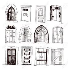 doorway clipart old door 11 1248 x 1300