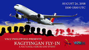 Vatame Hq Philippine National Heroes Day Kagitingan Fly In