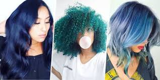 Subtle Blue Highlights 15 Best Blue Hairstyle Ideas Pretty And Cool Blue Hair Inspo Pics
