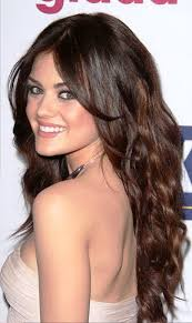 long wavy hairstyles with layers