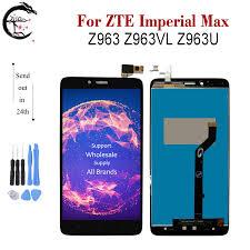 LCD For ZTE Imperial Max Z963 Z963VL ...