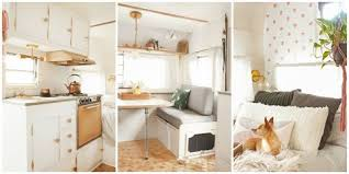 Image Camper Trailer Camper Decorating Ideas Rv Country Living Magazine Rv And Camper Decorating Ideas Rv Decor Pictures