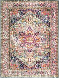 bright multi colored area rugs s rug cleaning dc furniture direct