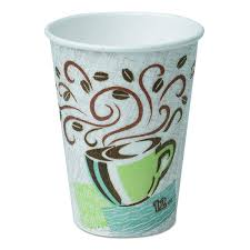 How To Design Paper Cup Dixie 5356cd Hot Cups Paper 16oz Coffee Dreams Design Pack Of 50 Case Of 20 Sleeves