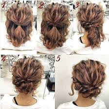 Hairstyle Yourself easy updos for short hair to do yourself facial & hair 1324 by stevesalt.us