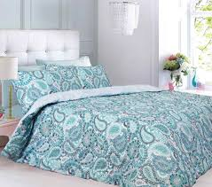 quilt sets aqua blue paisley colored quilt best set in square thin bedspread also 4pcs