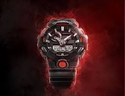 Casio Analog Watch With Light G Shock Ga 700 Analog Digital With Front Light Button G