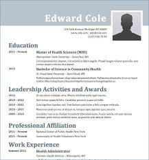 Great Resume Templates Magnificent Great Resume Templates Beautiful Elegant Resume Template Best Resume