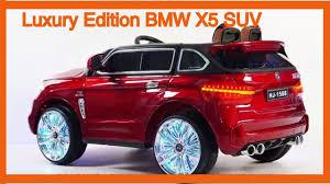 Sport Series bmw power wheel : Luxury Edition, BMW X5 SUV Style, 12v Power Wheels, Ride On ...