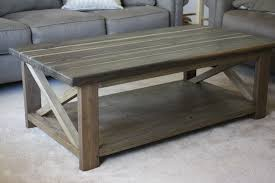 ana white rustic x coffee table diy projects square 3154834867 13801