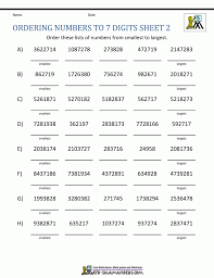 Math Mr Youngblut Least To Greatest Fractions Worksheets Why Is ...