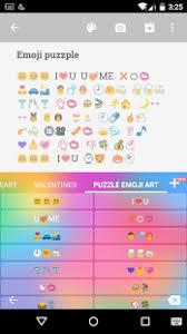 Emoji Art App Puzzle Fun Art Emoji Keyboard Apk Download From Moboplay