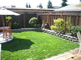 Landscape Design For Small Backyards Best Decorating