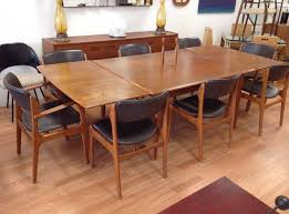 Teak Dining Room Chairs Scandinavian Teak Dining Room Furniture Home Design Ideas