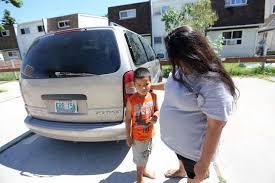Missing five-year-old found - Winnipeg Free Press