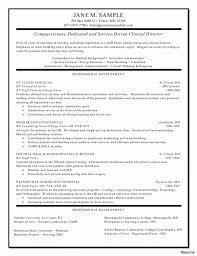 Professional Objective For Nursing Resume Graduate Nurse Resume Example Resume Sample 100