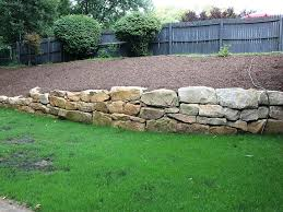 natural stone retaining wall natural stone retaining walls 2