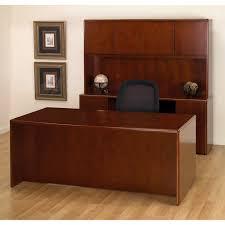 contemporary dark wood office desk. best executive office desk suite in dark cherry wood elegant modern contemporary e
