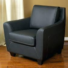 childrens leather chair black faux leather chairs best ing home decor club chair tub with footstool