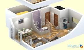 Extraordinary 3d House Plans Indian Style Gallery - Best idea home .