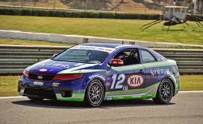 Kia Forte Koup Race Car First Drive – Review – Car and Driver