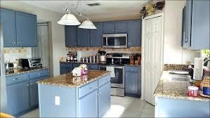 dark stained kitchen cabinets. Gray Stained Kitchen Cabinets Blue With White . Dark