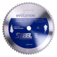 carbide tipped saw blades. evolution 66-tooth tungsten carbide-tipped steel circular saw blade carbide tipped blades