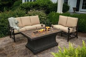 outdoor furniture with fire pits inspiration gallery from popular outdoor furniture with fire pit