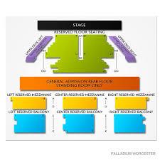 13 Expository Worcester Palladium Seating