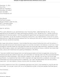 Legal Cover Letter Samples Cover Letter Attorney Position Legal