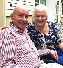 Tom and Anne Odom celebrate anniversary | Mad River Union