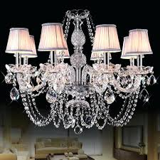 chandelier with fabric shades new modern chandelier fabric shade light home indoor lighting fixture led decoration lighting free chandelier fabric lamp