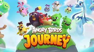 Angry Birds Journey MOD APK 1.3.0 Download (Endless lives) free for Android