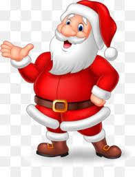 Free Download Santa Claus Cartoon Png