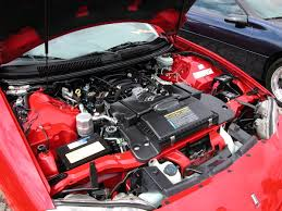Fourth-Generation Camaro Engines