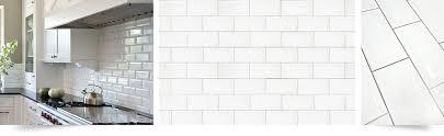 BA 3x6 subway ceramic bevel tile