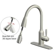 Reviews Kitchen Faucets Glacier Bay Touchless Kitchen Faucet Reviews Cliff Kitchen