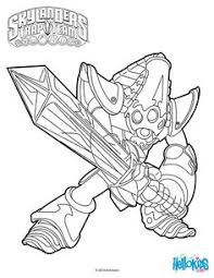 8 Best Skylanders Coloring Pages Images Coloring Pages Coloring