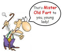 Image result for old fart cartoon