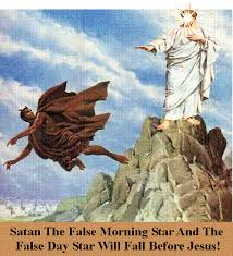 Image result for Lucifer wanted to be worshiped like God in heaven